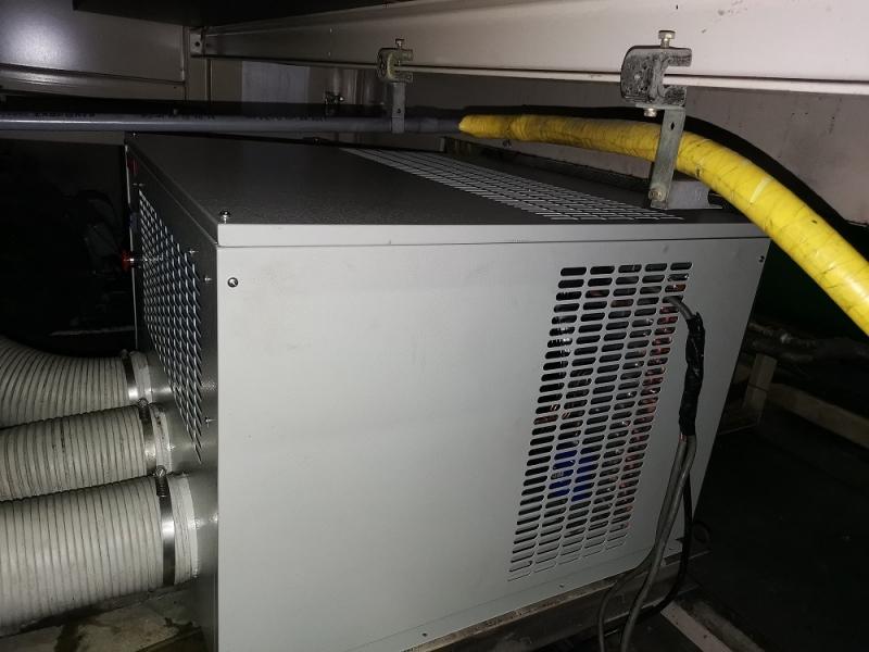 风管式冷却机组
