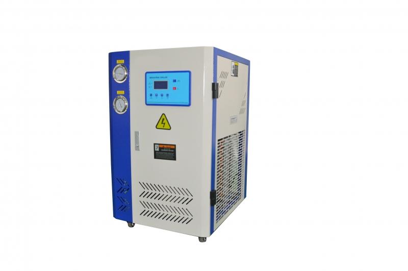 冷水机注塑机冷却