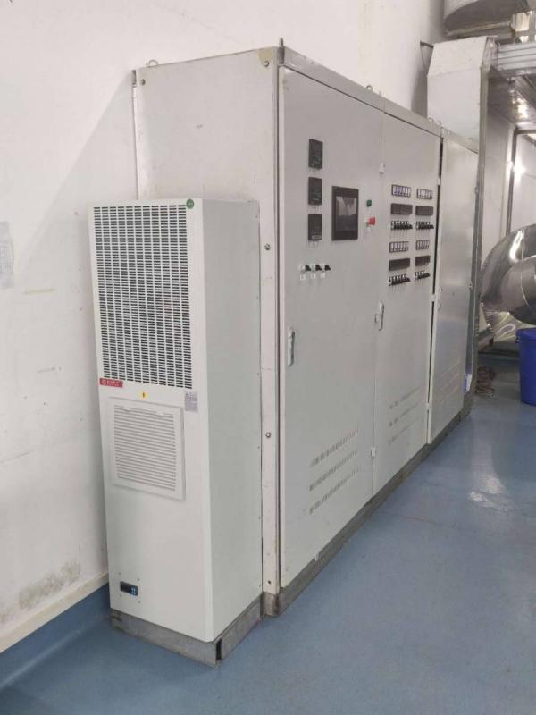 多联柜降温现场,制冷量5500W
