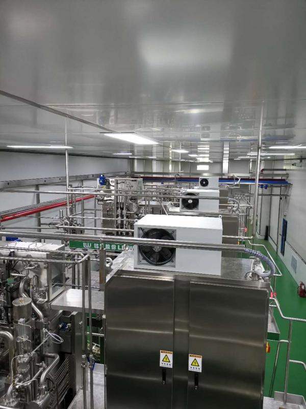 自动化食品机械制冷,食品降温,机柜降温