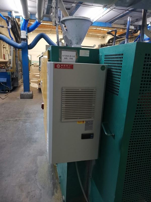 挤出机空调,注塑机空调,挤出机冷却,配套空调